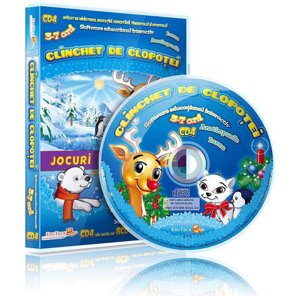 EduTeca CD4: Clinchet de Clopoței