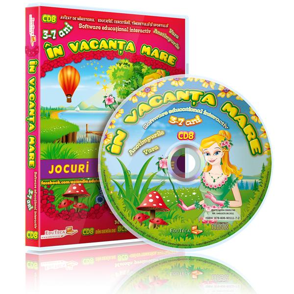 EduTeca CD8: În Vacanța Mare