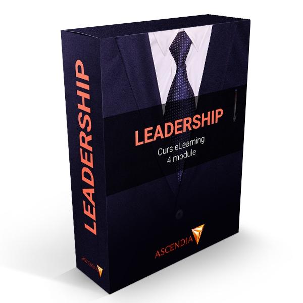 Leadership (curs eLearning, 4 module incluse)